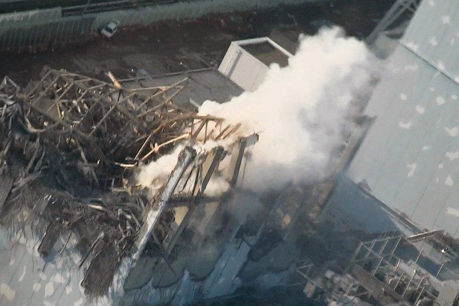 Tokyo Electric Power a diffusé de nouvelles images... (Photo: AFP)