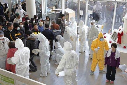 L'accident nucléaire de Fukushima «pourrait avoir des conséquences... (Photo: AFP)