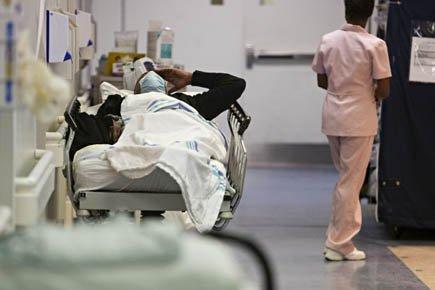 Les dépenses «totales» de santé seront de 34... (Photo: François Roy, Archives La Presse)