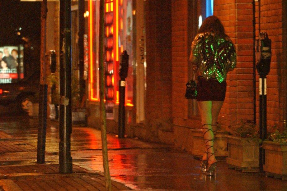 La prostitution est-elle, ou non,... (Photo: André Tremblay, archives La Presse)