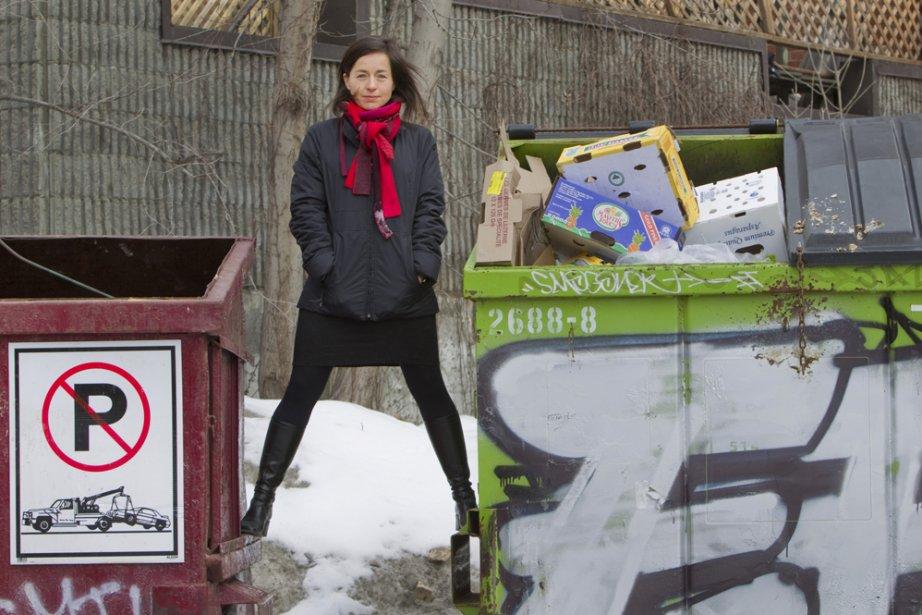 «C'est facile et économique de réduire le gaspillage... (Photo: Ivanoh Demers, La Presse)