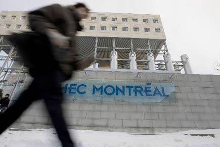 HEC Montréal obtient le soutien financier pour créer... (Photo: Martin Tremblay, Archives La Presse)