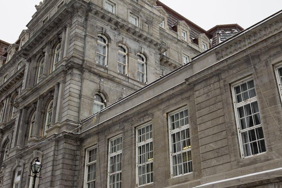 L'hôtel de ville de Montréal.... (Photo: François Roy, La Presse)