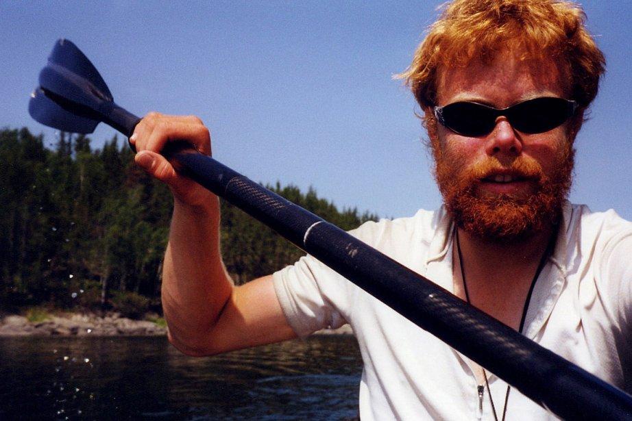 L'aventurier Ilya Klvana a traversé le Canada en... (Photo: fournie par Ilya Klvana)