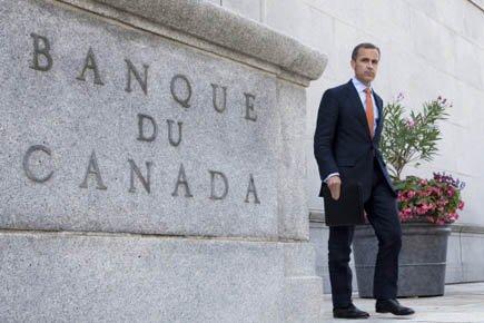 La Banque du Canada a maintenu le 1er... (Photo: Sean Kilpatrick, Archives PC)
