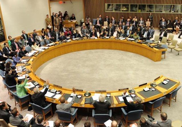 Le Conseil de sécurité de l'ONU.... (Photo AFP)