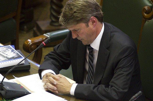 Dans sa requête, M.Bergeron signale qu'il ne peut... (Photo: André Pichette, La Presse)