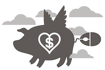 Au fil des gazouillis, la valeur de Twitter a... (Illustration La Presse)