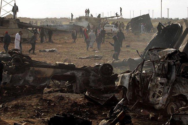 Plus de 90 personnes ont été tuées dans... (Photo: Reuters)