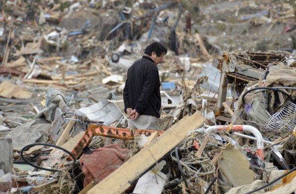 Le séisme et le tsunami du 11 mars pourraient coûter à... (Photo: Reuters)