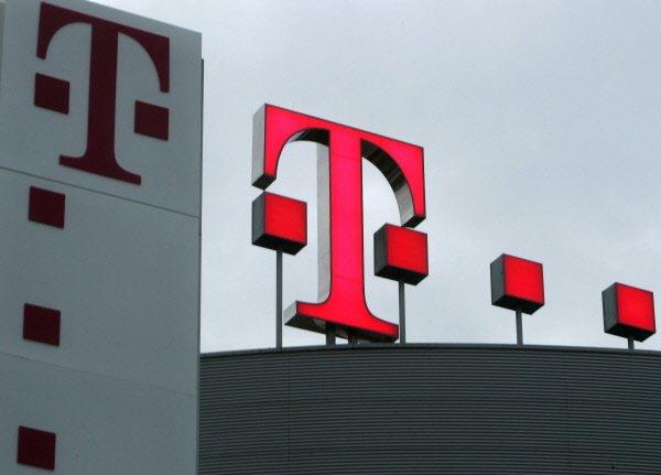 Le siège social deDeutsche Telekom à Bonn, en... (Photo AP)