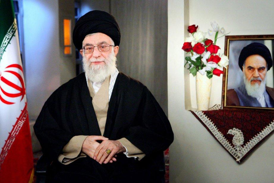 L'ayatollah Ali Khamenei a appelé à une «guerre... (Photo: AFP)