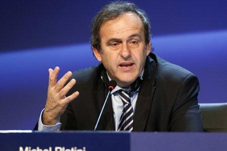 Michel Platini... (Photo: AFP)