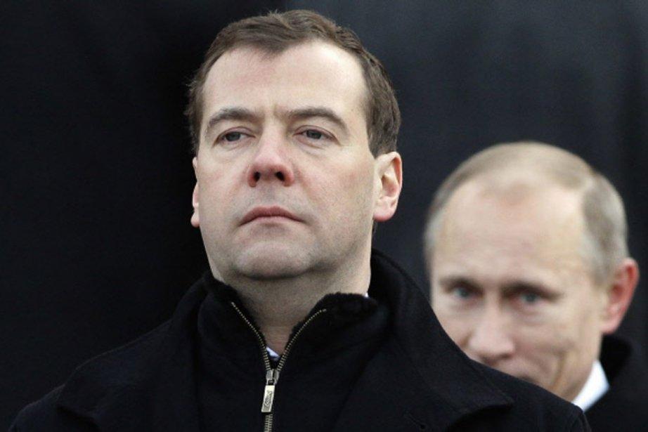 Ironiquement, le président russe est moins bien payé... (Photo: archives AFP)