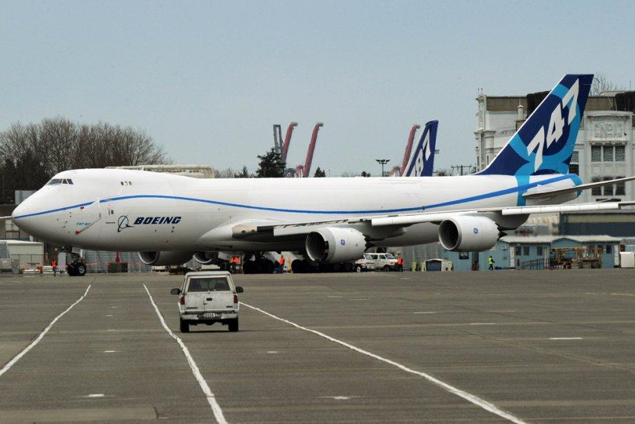 Le nouveau gros porteur passagers du constructeur aéronautique... (Photo: AFP)