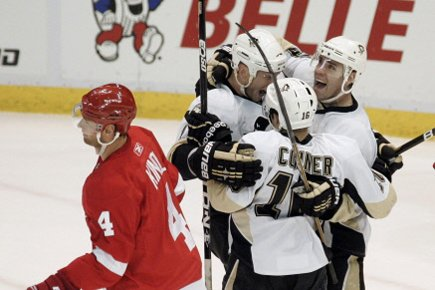 James Neal a été le seul à marquer en fusillade et les Penguins de... (Photo: AP)