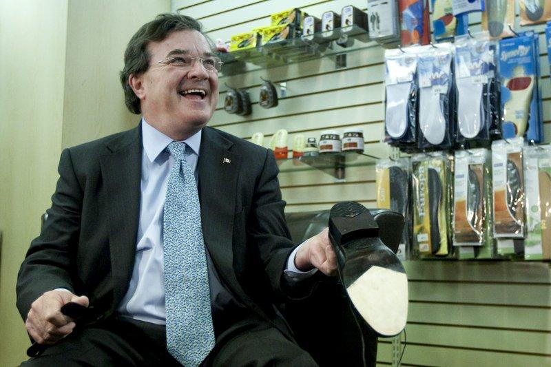 Le ministre des Finances Jim Flaherty, hier, lors... (Photo Sean Kilpatrick, La Presse Canadienne)