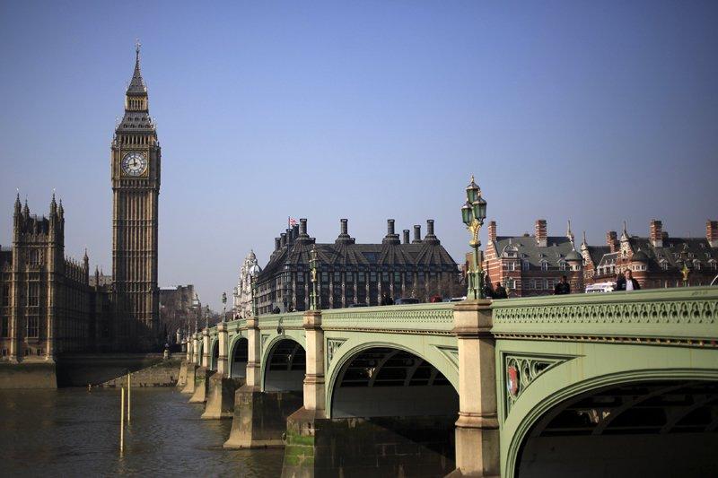 Représentants du gouvernement et d'entreprises britanniques se sont... (photo Stefan Wermuth, archives Reuters)