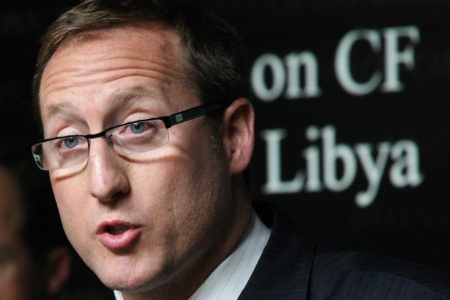 Le ministre de la Défense, Peter Mackay, a... (Photo: PC)