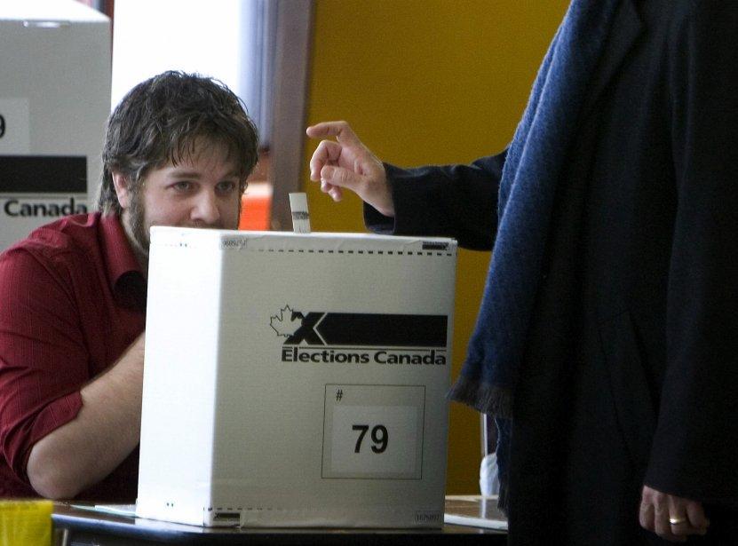 En 2008, 58,8% des électeurs ont voté aux... (PHOTO: ARCHIVES LA PRESSE)
