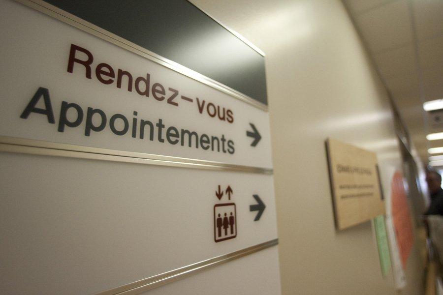 Le ministre de la Santé, Yves... (Photo: François Roy, Archives La Presse)