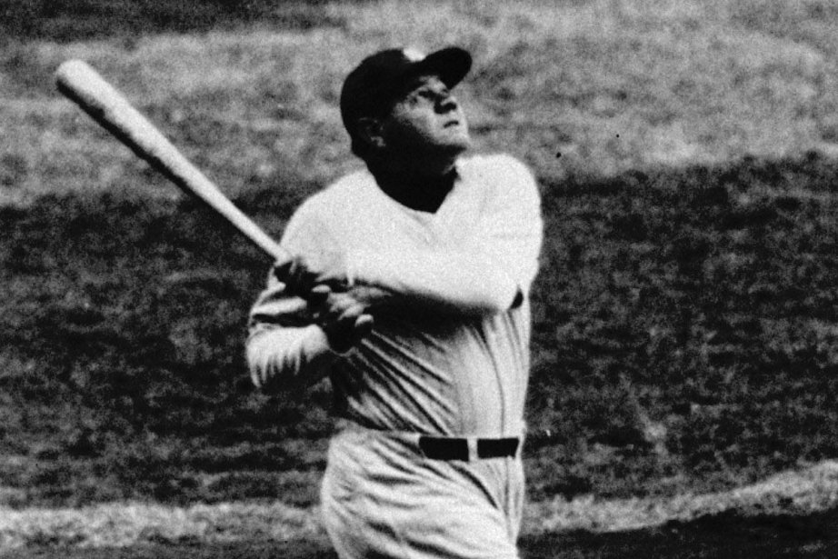 Babe Ruth... (Photo: AP)