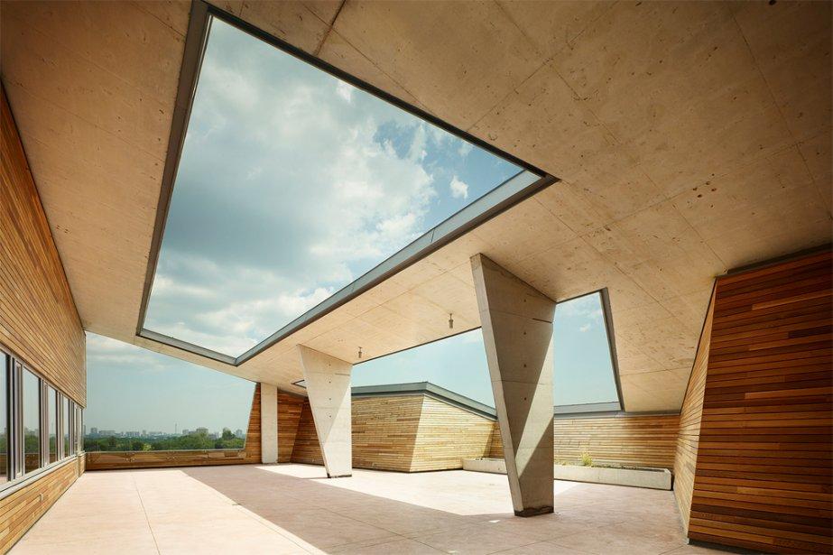 Gagnante du Prix du cabinet d'architectes de l'année... (Photo fournie par Tom Arbam)
