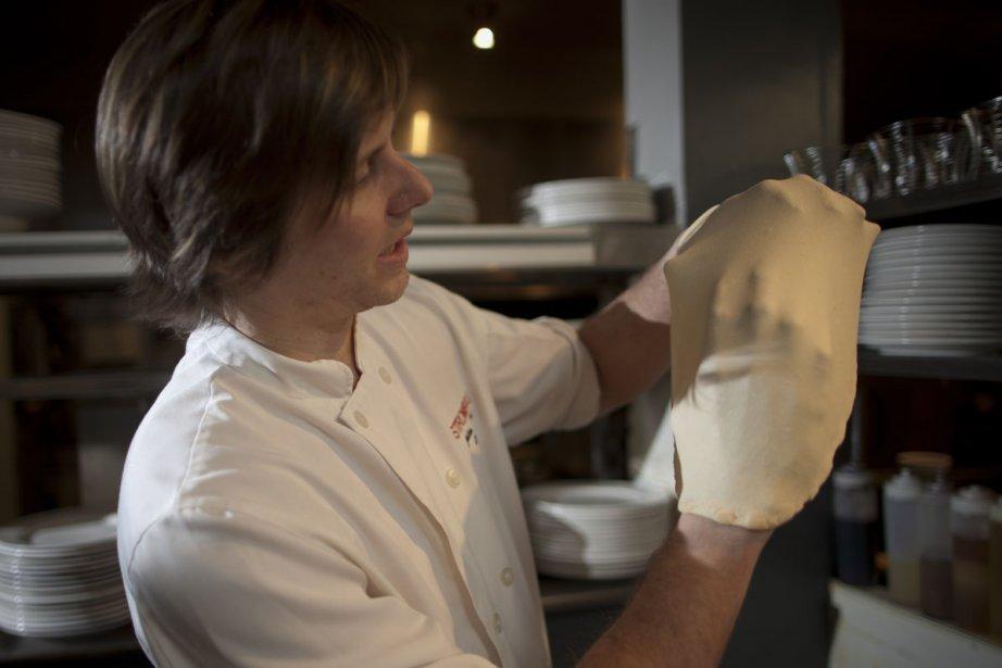 Alexandre Brunet, le propriétaire de Stromboli... (Photo: André Pichette, La Presse)