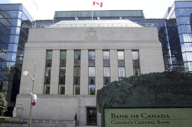 La Banque du Canada n'a pas coutume de... (Photo Bloomberg)