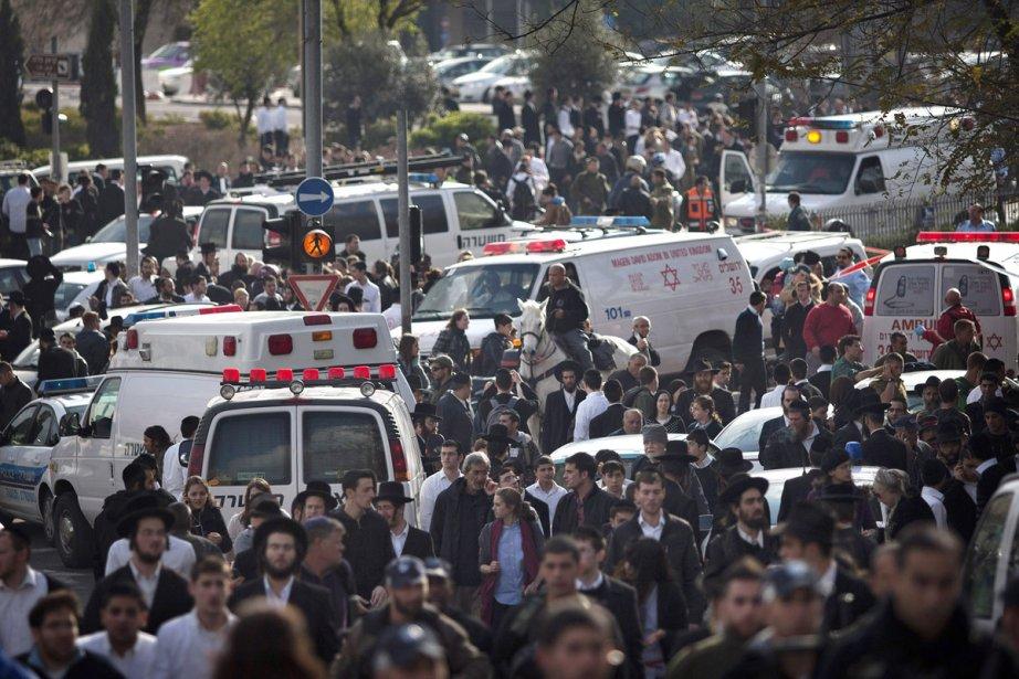 L'attentat du 23 mars était le premier à... (Photo: AFP)