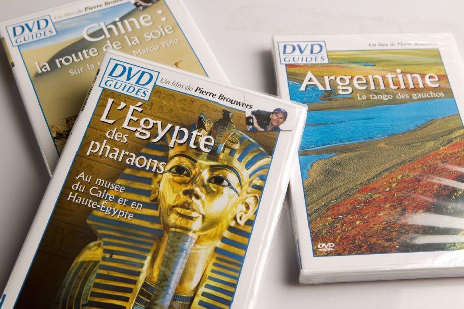Plus de 80 titres figurent dans la collection... (Photo: François Roy, La Presse)