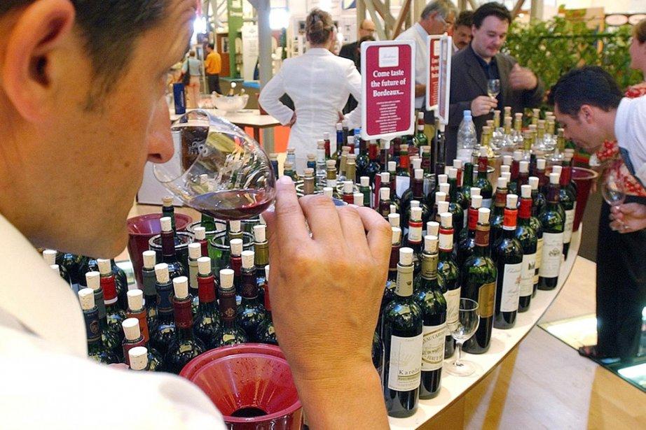Les vins français, en perte de vitesse à l'exportation, doivent... (Photo: AFP)