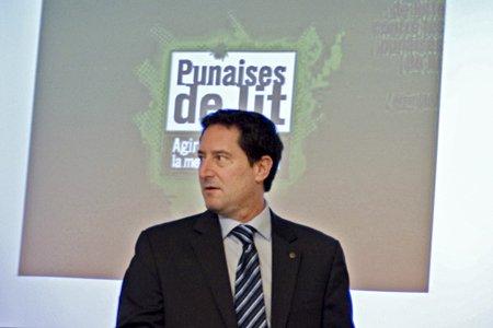 Le vice-président du comité exécutif de Montréal responsable... (Photo: Ivanoh Demers, La Presse)