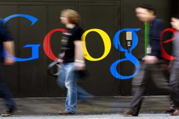 Google a affirmé a conclu un accord avec les autorités européennes... (Photo AFP)
