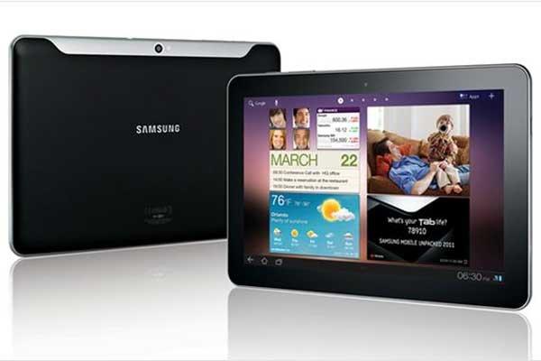 Samsung a fait appel dans son argumentaire de... (Photo fournie par Samsung)