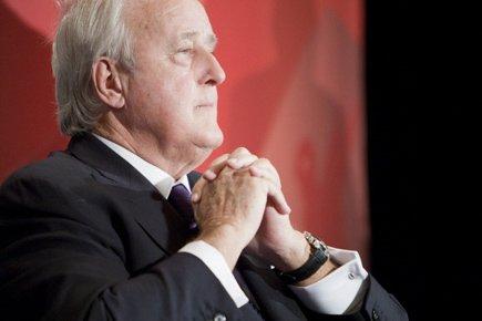 L'ancien premier ministre canadien Brian Mulroney.... (Photo: Marco Campanozzi, La Presse)