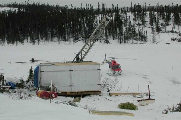 «Je trouve ça malheureux quand des entreprises commencent... (Photo fournie par l'Association de l'exploration minière du Québec)