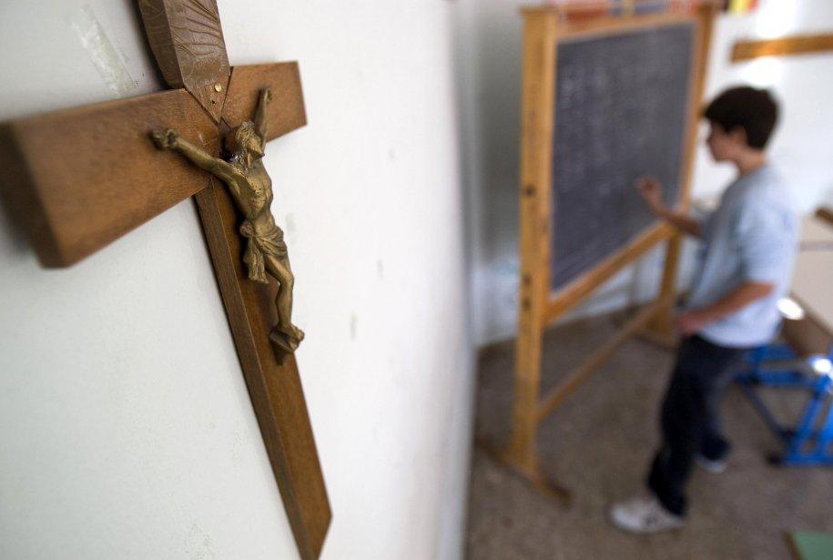 Les croyants de toutes dénominations soutiennent que la... (PHOTO: TONY GENTILE, ARCHIVES REUTERS)