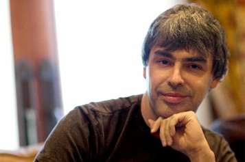 Larry Page... (Photo: Bloomberg News)