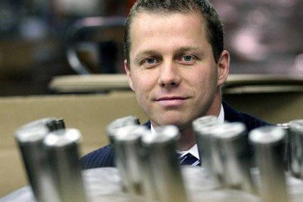 Le chef de la direction financière de Groupe... (Photo: Stéphane Champagne, collaboration spéciale)