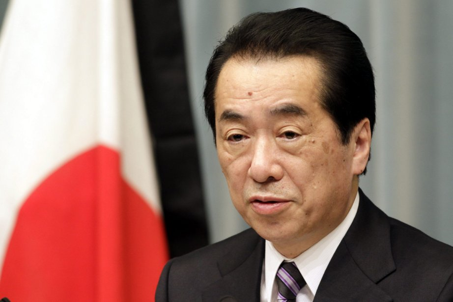Naoto Kan.... (Photo: AP)