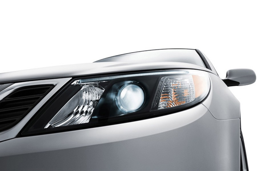 En moyenne, une voiture neuve perd la moitié... (Photo fournie par Saab)