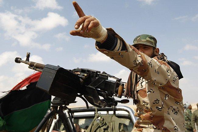 Les insurgés semblaient avoir gagné du terrain aux... (Photo: Reuters)