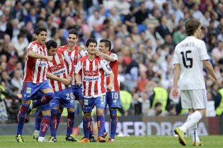 Quatre titulaires habituels étaient absents samedi (Xabi Alonso,... (Photo: AFP)