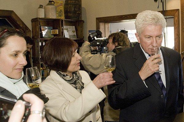Le député sortant de Lévis-Bellechasse, Steven Blaney.... (Photo: Stéphanie Mantha, La Voix de l'Est)