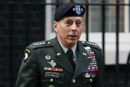 David Petraeus... (Photo: AP)