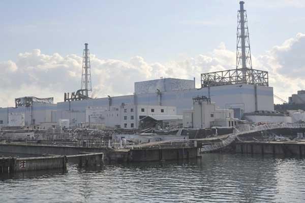 La centrale nucléaire de Fukushima.... (Photo Reuters)