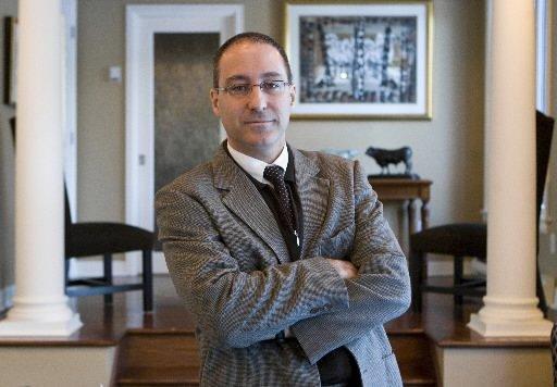 Philippe Leblanc, gestionnaire de portefeuille chez Cote 100.... (Photo Rémi Lemée, archives LaPresse)