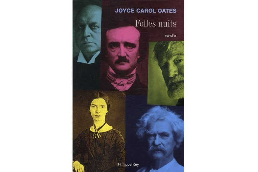 Impossible de suivre la production de Joyce Carol Oates, qui ne tarit  pas,...