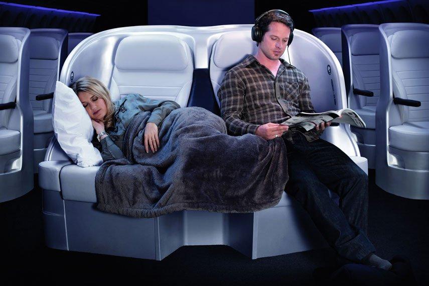 Le prix du confort est allé à Recaro,... (Photo: http://marketing.hamburg.de)